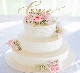 Tips For Picking The Perfect Wedding Cake!