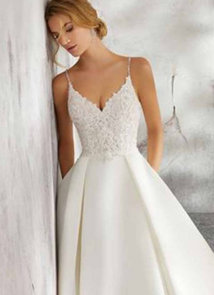 How To Pick The Perfect Wedding Dress!